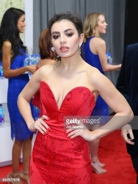 Singer/Songwriter Charli XCX at The 59th Annual GRAMMY Awards at STAPLES Center on February 12 2017 in Los Angeles California