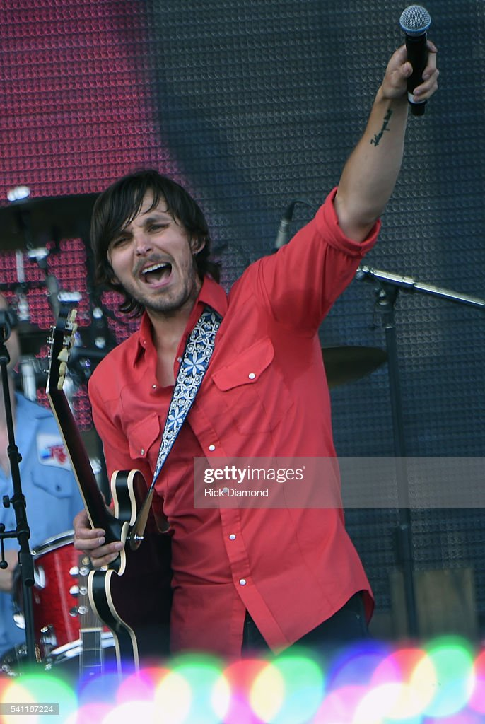 Singer/Songwriter Charlie Worsham performs during 2016 Windy City LakeShake Country Music Festival - Day 2 at FirstMerit Bank Pavilion at Northerly Island on June 18, 2016 in Chicago, Illinois.