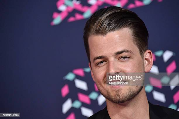 Singersongwriter Chase Bryant attends the 2016 CMT Music awards at the Bridgestone Arena on June 8 2016 in Nashville Tennessee