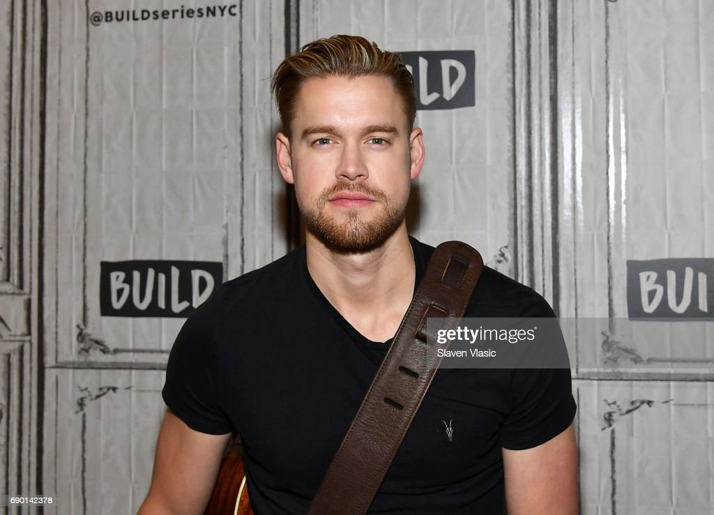 Build Presents Chord Overstreet Discussing The Remix Of His Single