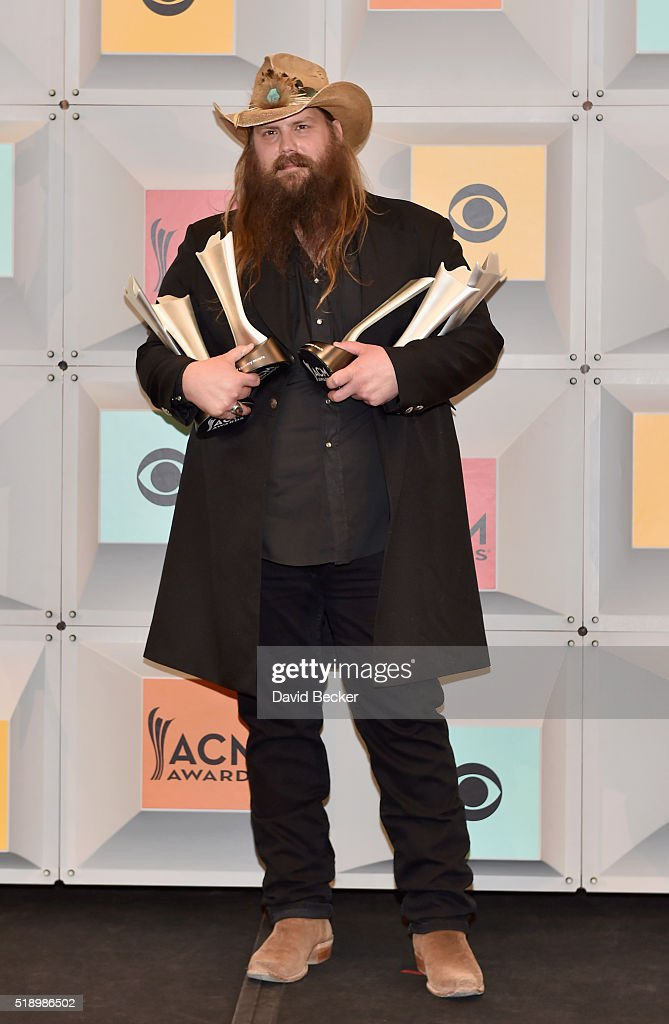 51st Academy Of Country Music Awards - Press Room : News Photo