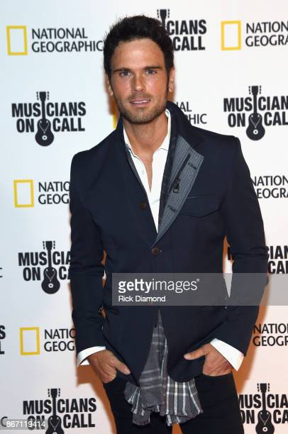 Singer/Songwriter Chuck Wicks attends Musicians On Call 10th Anniversary In Nashville With Lady Antebellum at City Winery Nashville on October 26...