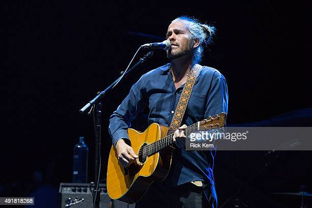 Singersongwriter Citizen Cope performs in concert at ACL Live on October 7 2015 in Austin Texas