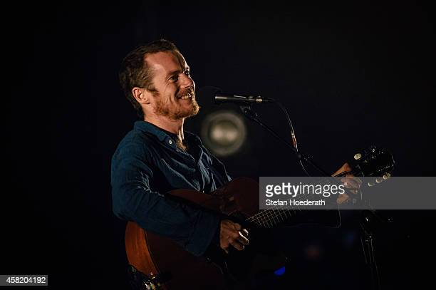 Singersongwriter Damien Rice performs live on stage during a concert at Admiralspalast on October 31 2014 in Berlin Germany