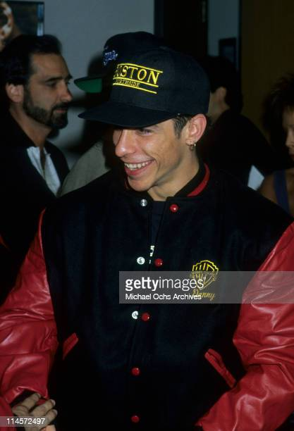 Singersongwriter Danny Wood of New Kids On The Block circa 1990