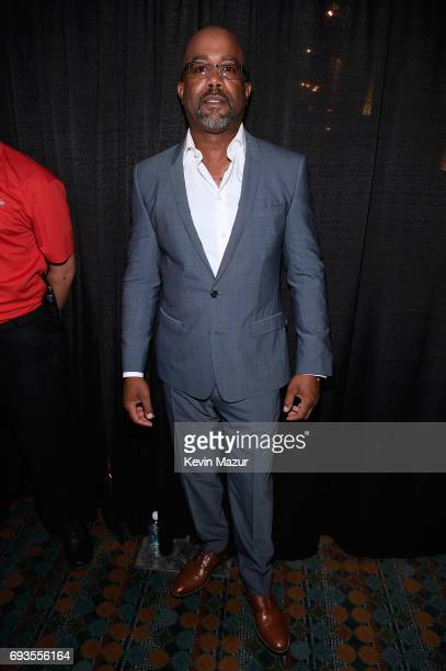 Singersongwriter Darius Rucker attends the 2017 CMT Music Awards at the Music City Center on June 7 2017 in Nashville Tennessee