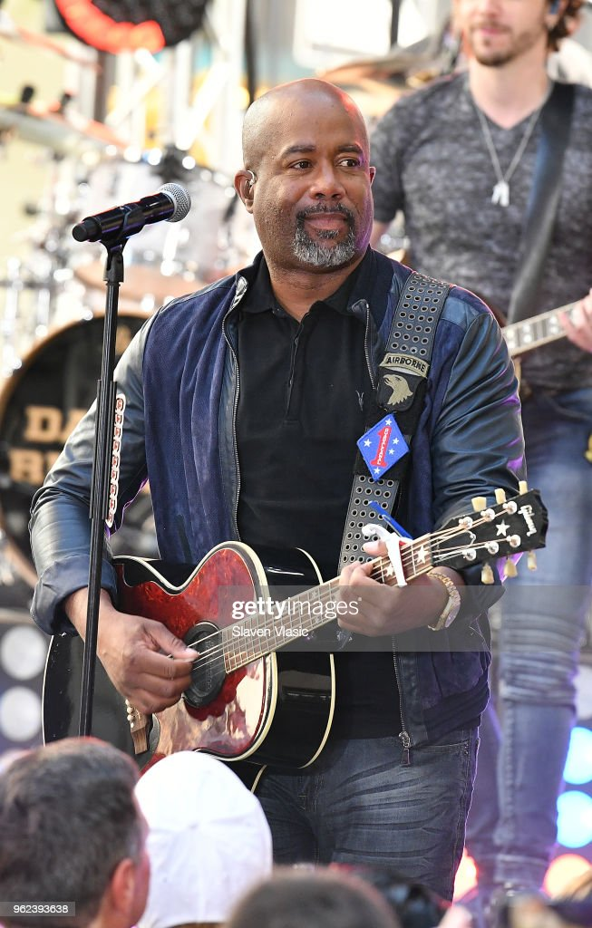 "Darius Rucker Performs On ""Today"""