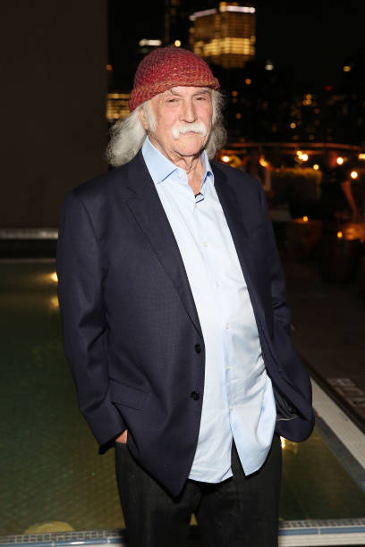 "NY: ""David Crosby: Remember My Name"" New York Screening After Party"