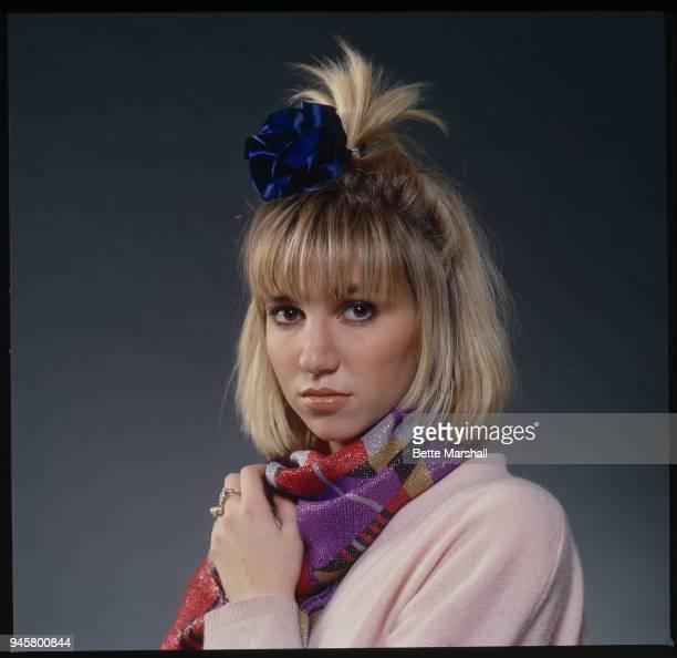 Singersongwriter Deborah Gibson is photographed in 1988 in New York City