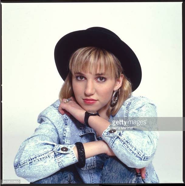 Singersongwriter Deborah Gibson is photographed in 1988 in New York City