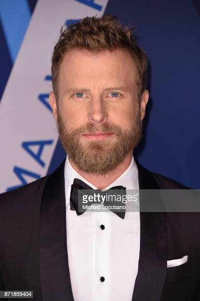 Singersongwriter Dierks Bentley attends the 51st annual CMA Awards at the Bridgestone Arena on November 8 2017 in Nashville Tennessee