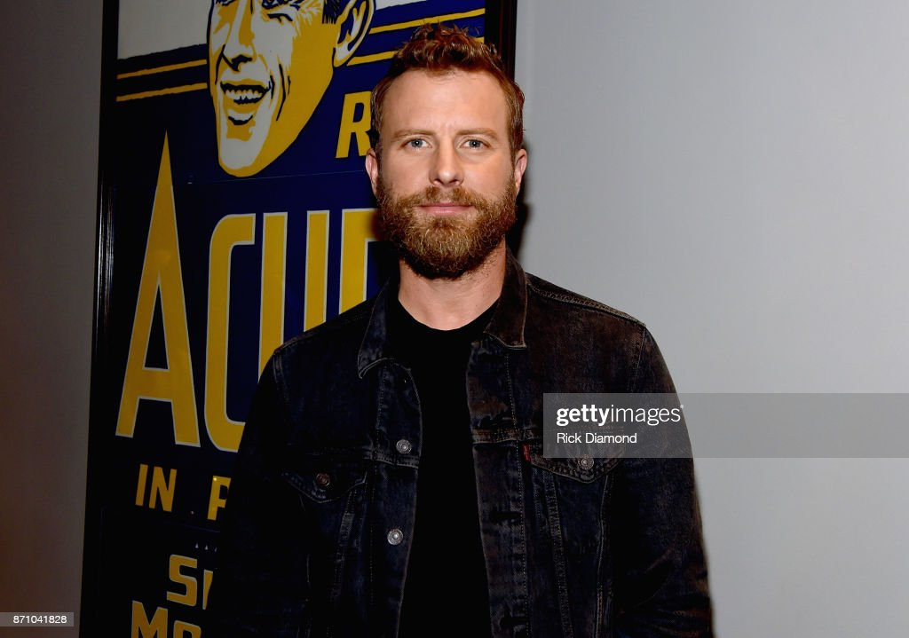 Singer-songwriter Dierks Bentley attends the 55th annual ASCAP Country Music awards at the Ryman Auditorium on November 6, 2017 in Nashville, Tennessee.