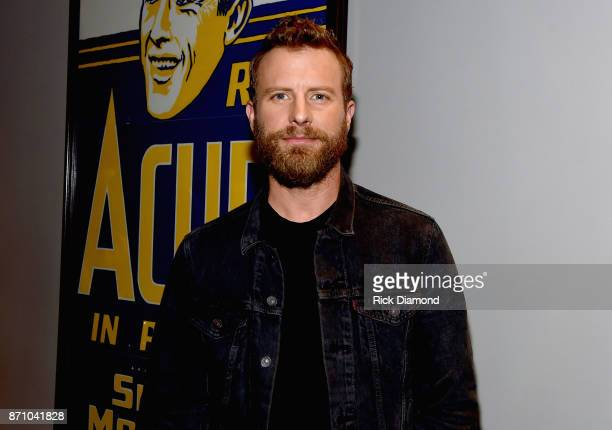 Singersongwriter Dierks Bentley attends the 55th annual ASCAP Country Music awards at the Ryman Auditorium on November 6 2017 in Nashville Tennessee