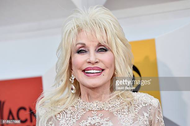 Singer-songwriter Dolly Parton attends the 51st Academy of Country Music Awards at MGM Grand Garden Arena on April 3, 2016 in Las Vegas, Nevada.