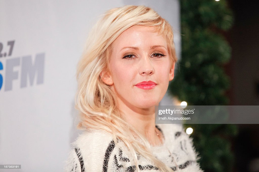 Singer/songwriter Ellie Goulding attends KIIS FM's 2012 Jingle Ball at Nokia Theatre L.A. Live on December 1, 2012 in Los Angeles, California.