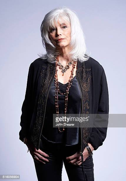 Singer/Songwriter Emmylou Harris poses at The Life Songs of Kris Kristofferson produced by Blackbird Presents at Bridgestone Arena on March 16 2016...