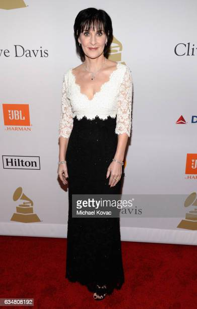 Singer-songwriter Enya attends Pre-GRAMMY Gala and Salute to Industry Icons Honoring Debra Lee at The Beverly Hilton on February 11, 2017 in Los...