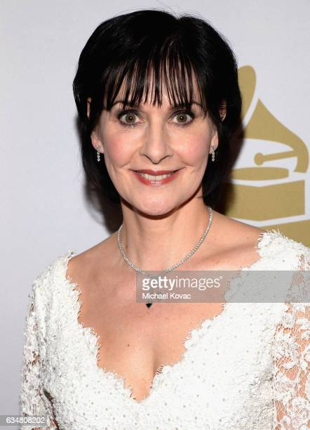 Singersongwriter Enya attends PreGRAMMY Gala and Salute to Industry Icons Honoring Debra Lee at The Beverly Hilton on February 11 2017 in Los Angeles...