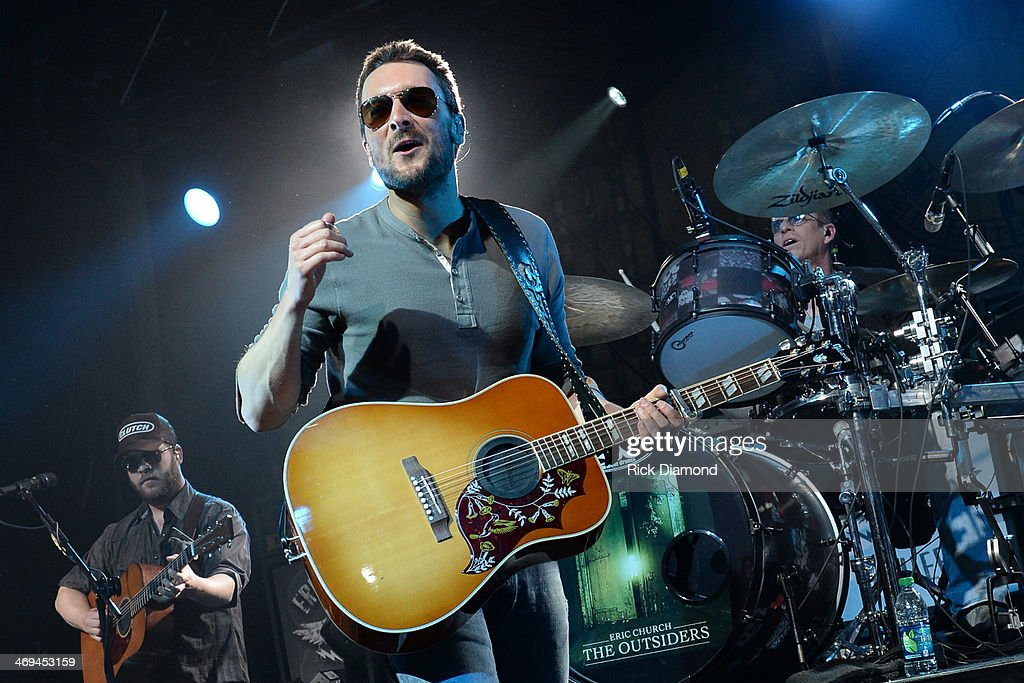 """Eric Church Celebrates Release Of New Album """"The Outsiders"""" With The Outsiders Live Tour"""