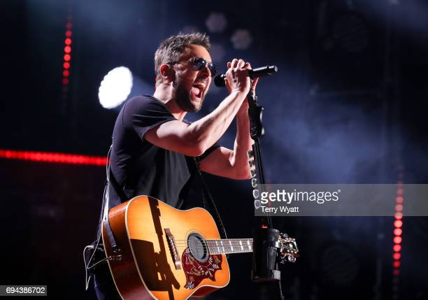 Singersongwriter Eric Church performs during day 2 of the 2017 CMA Music Festival on June 9 2017 in Nashville Tennessee