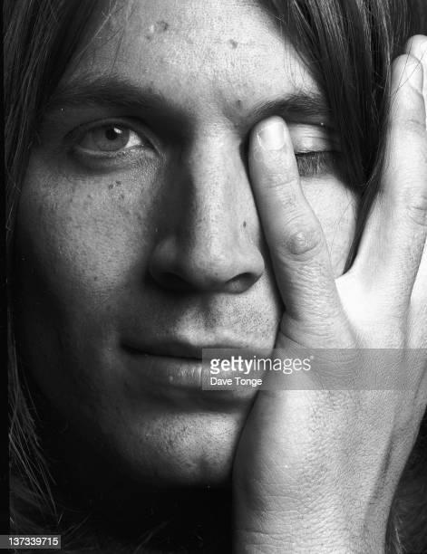 Singersongwriter Evan Dando of American pop group The Lemonheads Camden London 1993