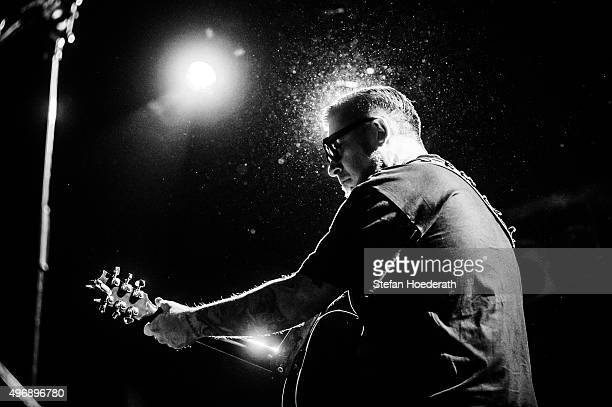 Singersongwriter Everlast aka Eric Schrody performs live on stage during a concert at Columbia Theater on November 12 2015 in Berlin Germany