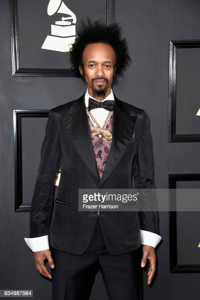 Singer/songwriter Fantastic Negrito attends The 59th GRAMMY Awards at STAPLES Center on February 12 2017 in Los Angeles California