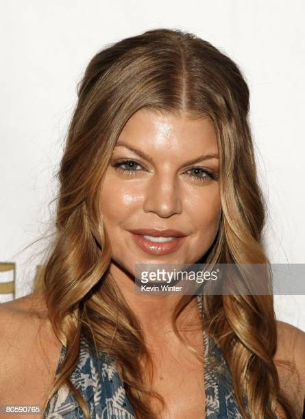 Singer/songwriter Fergie receives special recognition at ASCAP's 25th Annual Pop Music Awards at the Kodak Theater on April 9, 2008 in Los Angeles,...