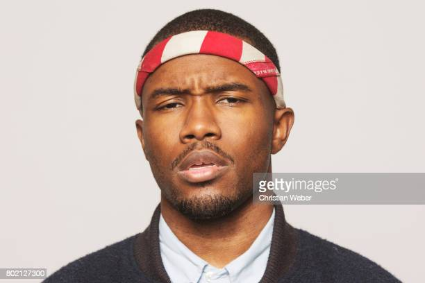 Singersongwriter Frank Ocean for on March 15 2013 in Los Angeles California