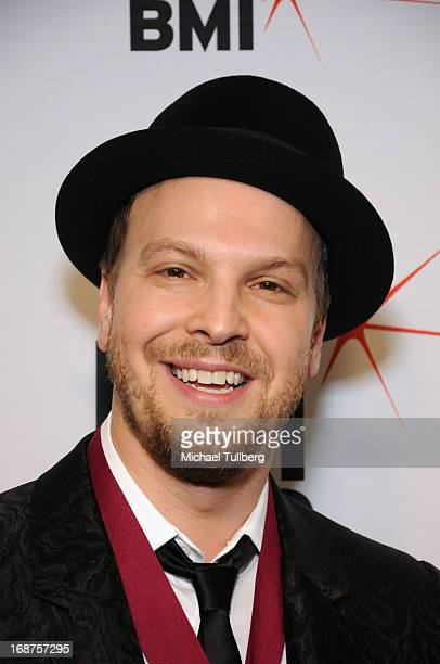 Singer/songwriter Gavin DeGraw attends BMI's 61st Annual Pop Awards at the Beverly Wilshire Four Seasons Hotel on May 14 2013 in Beverly Hills...