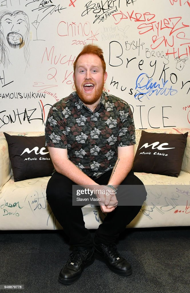 Gavin James Visits Music Choice