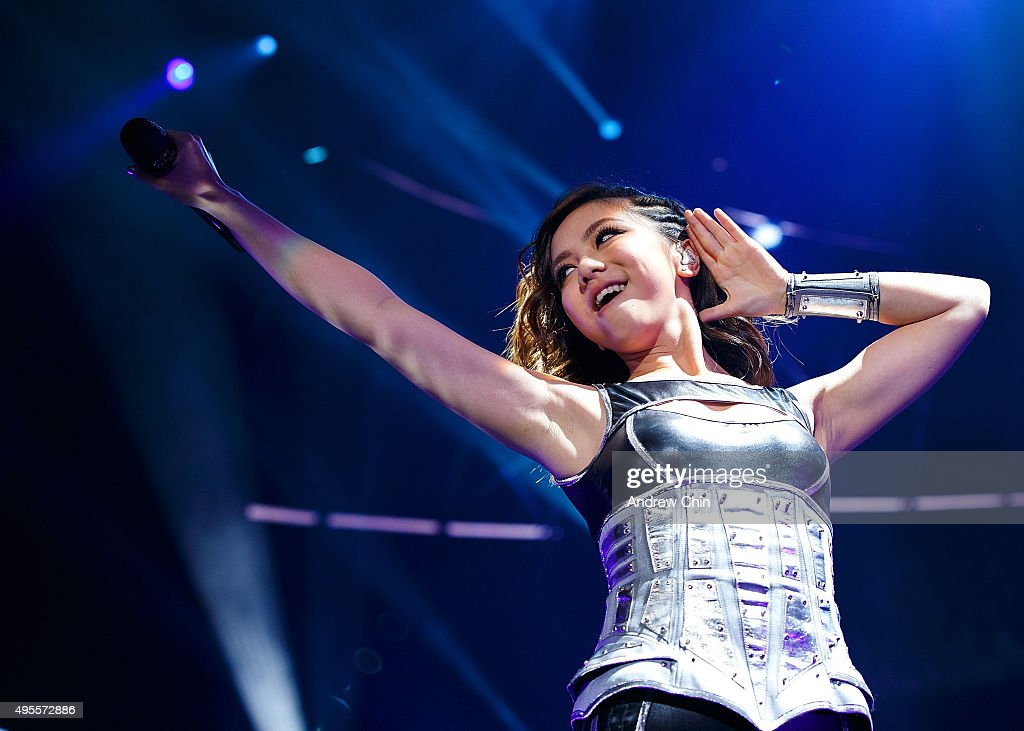G.E.M.X.X.X In Concert - Vancouver, BC : News Photo