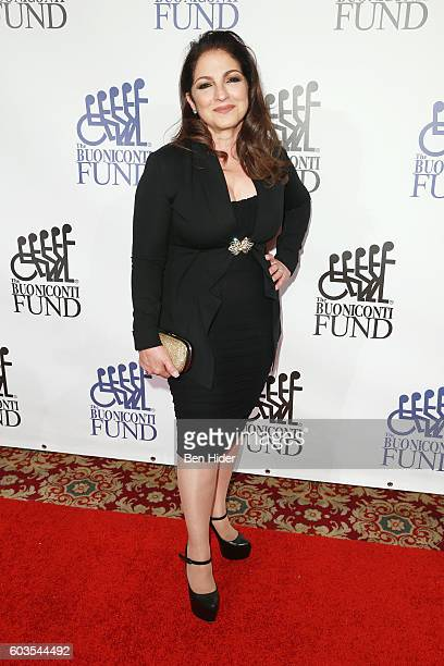 Singersongwriter Gloria Estefan attends the 31th Annual Great Sports Legends Dinner to benefit The Buoniconti Fund to Cure Paralysis at The Waldorf...