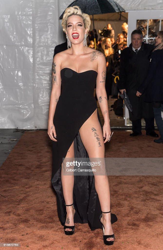 Celebrity Sightings in New York City - February 7, 2018 : News Photo