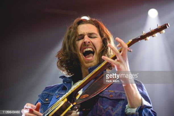 Singersongwriter Hozier performs in concert at ACL Live on March 31 2019 in Austin Texas