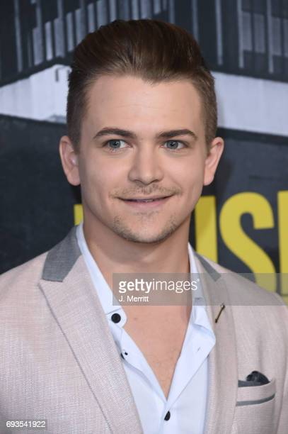 Singersongwriter Hunter Hayes attends the 2017 CMT Music Awards at the Music City Center on June 7 2017 in Nashville Tennessee