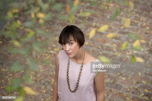 Singer/songwriter Inara George is photographed for Los Angeles Times on January 3 2018 in Los Angeles California PUBLISHED IMAGE CREDIT MUST READ Mel...