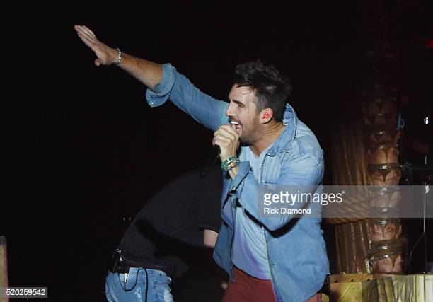 Singer/Songwriter Jake Owen headlines County Thunder Music Festivals Arizona Day 3 on April 9 2016 in Florence Arizona