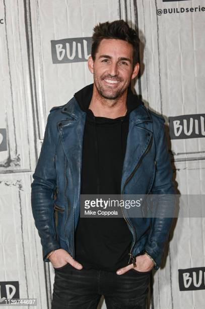 Singer/songwriter Jake Owen visits Build Studio on April 01 2019 in New York City