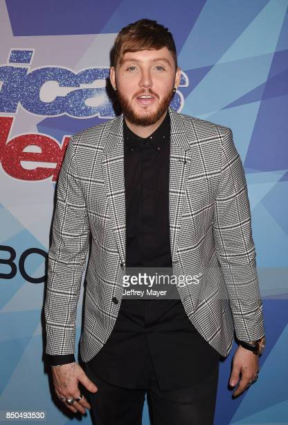 Singersongwriter James Arthur attends NBC's 'America's Got Talent' Season 12 Finale at the Dolby Theatre on September 20 2017 in Hollywood California