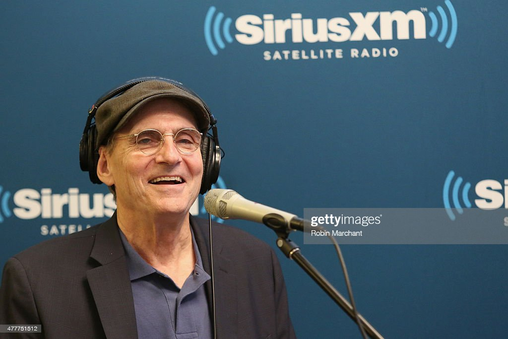 "SiriusXM's ""Town Hall"" With James Taylor Hosted By Bob Costas"