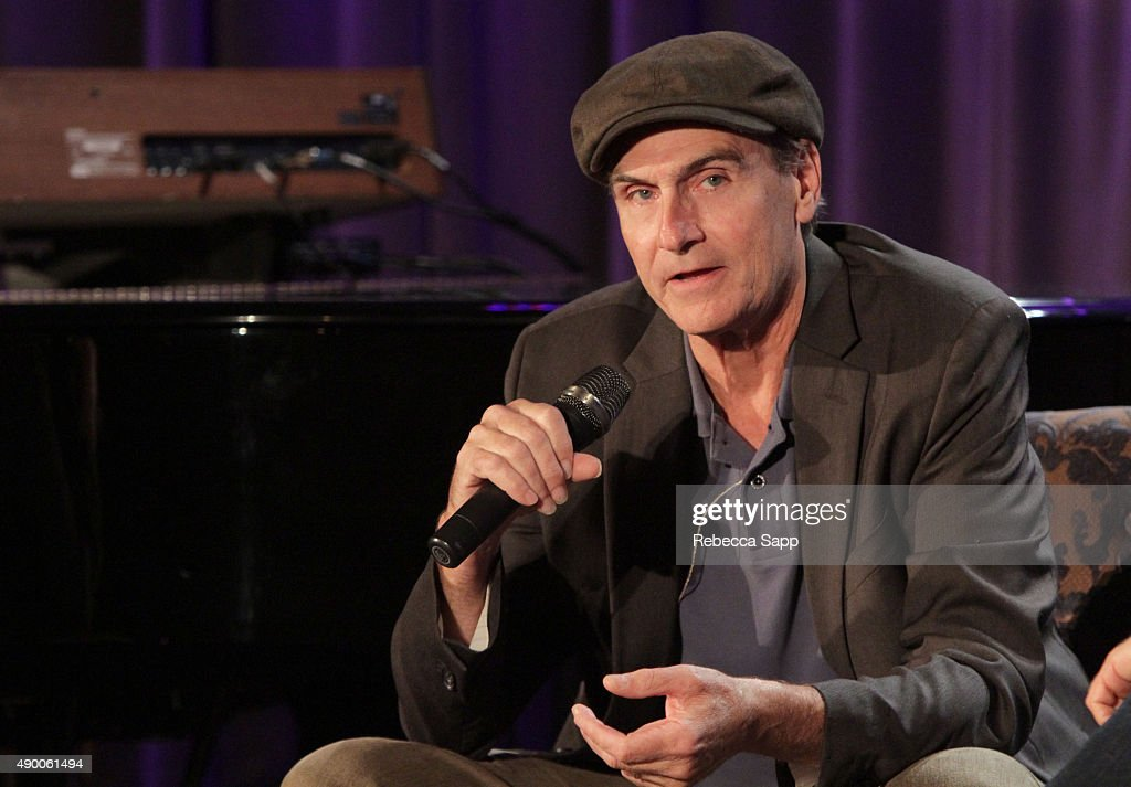 An Evening With James Taylor : News Photo
