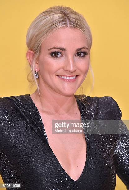 Singersongwriter Jamie Lynn Spears attends the 50th annual CMA Awards at the Bridgestone Arena on November 2 2016 in Nashville Tennessee