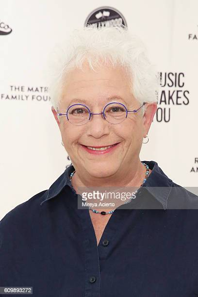 Singersongwriter Janis Ian attends the 2016 D'Addario Foundation Music Makes You benefit to support music education at Bric House on September 22...