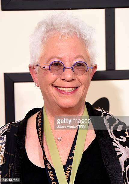 Singersongwriter Janis Ian attends The 58th GRAMMY Awards at Staples Center on February 15 2016 in Los Angeles California