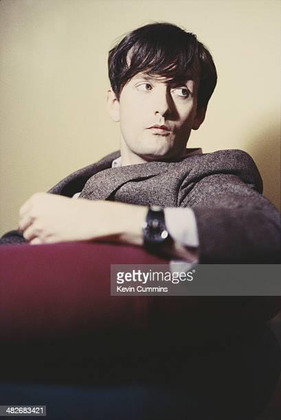 Singersongwriter Jarvis Cocker of British pop group Pulp circa 2000