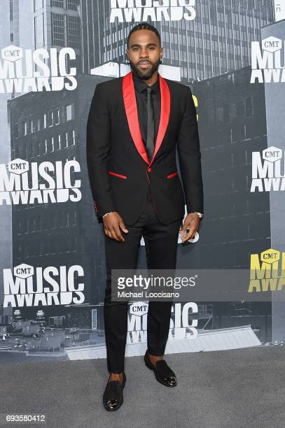 Singersongwriter Jason Derulo attends the 2017 CMT Music Awards at the Music City Center on June 7 2017 in Nashville Tennessee