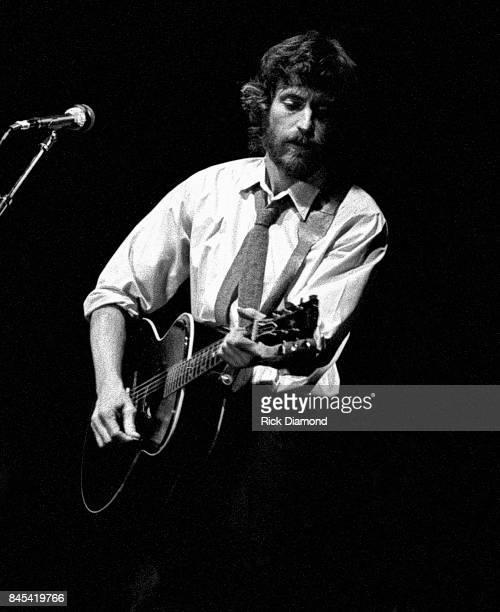 Singer/Songwriter J.D. Souther performs at The Atlanta Civic Center in Atlanta Georgia May 13, 1981