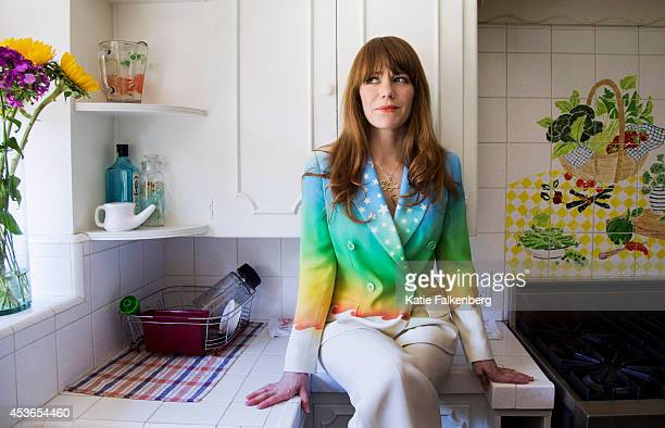 Singer/songwriter Jenny Lewis is photographed for Los Angeles Times on June 30 2014 in Studio City California CREDIT NEEDS TO READ Katie...
