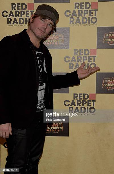 Singer/Songwriter Jerrod Niemann attends Red Carpet Radio Presented By Westwood One For The American County Countdown Awards at Music City Center on...